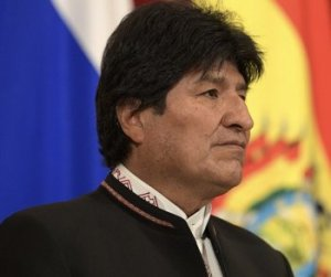 La Bolivie comme nouvelle aube -- Jean-Luc  MELENCHON