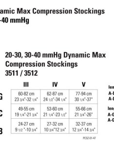 Size charts for dynamic max compression stockings mmhg and also juzo mx knee high with cm rh legstherapy