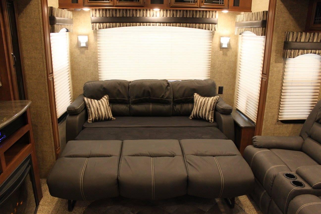 king sofa beds cheap rv sofas dormir dans un vr | guide du