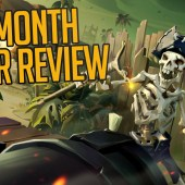 Sea of Thieves – One Month Later…