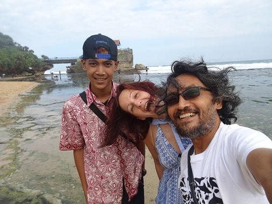 A fotósokkal