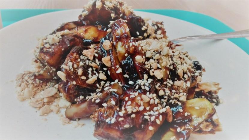 Rojak Sotong: egy Malájhziában és indonéziában is ismert étel borneói változata.