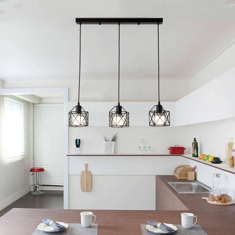 Industrielampe Haengeleuchte Retro Industrie Lampe Schwarz
