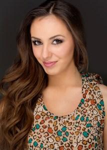 Contestant 1 Sienna Meek