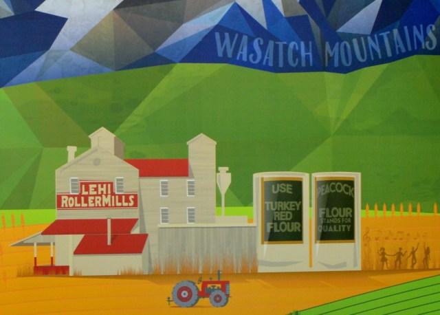 lehi roller mills painting