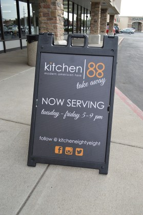 Restaurant Review Kitchen 88 Graduates From Food Truck To