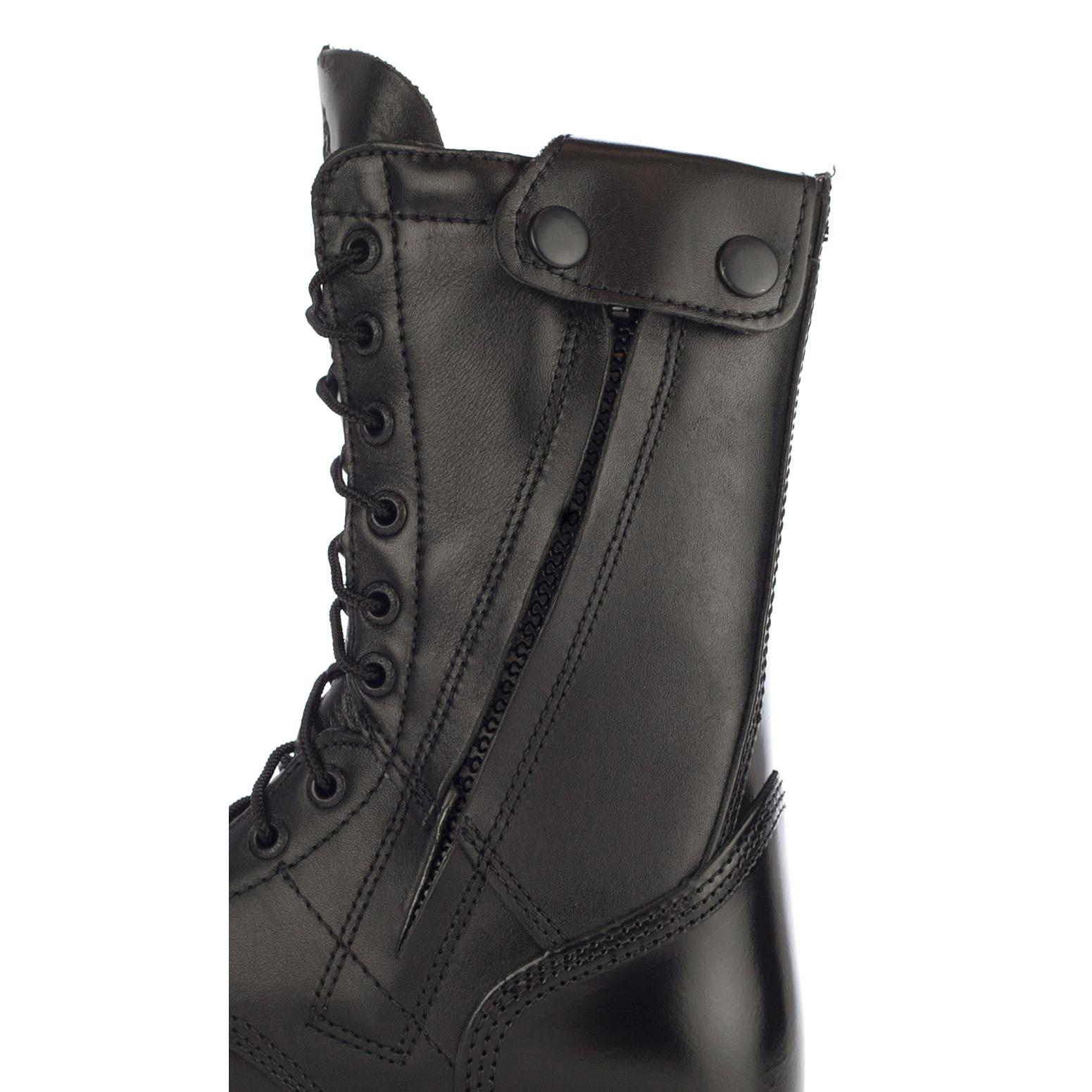a79150cb2e3 Boots With Side Zipper - Ivoiregion