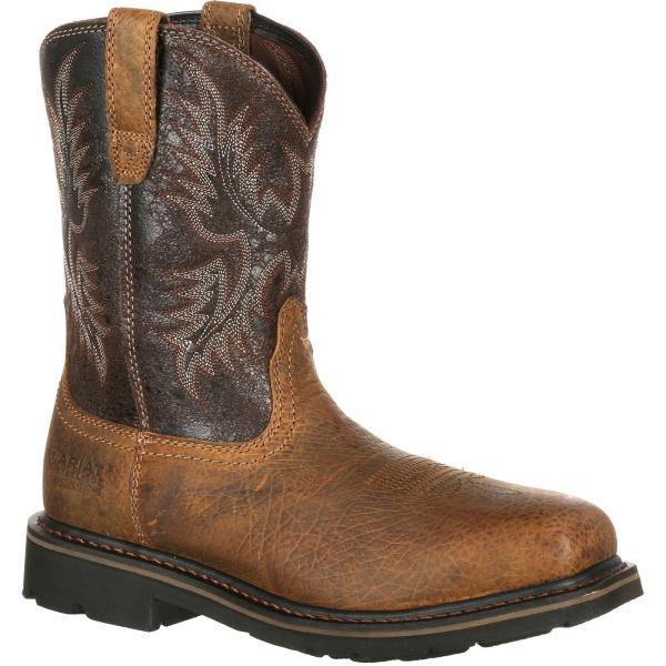 Ariat Western Work Boots - Boot Ri