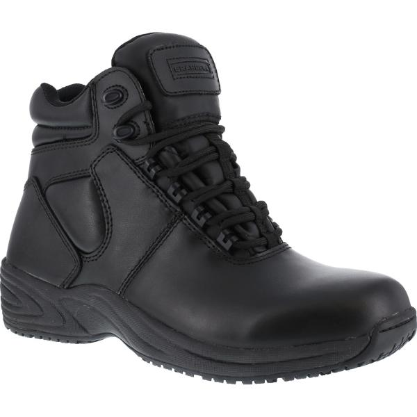 Grabbers Slip-resistant Hitop Hiker Work Shoe #g1240