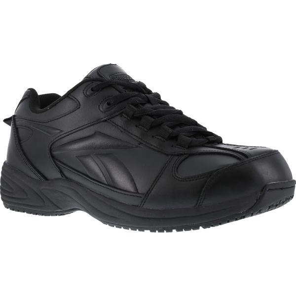 Slip-resistant Locut Athletic Work Shoe Reebok Rb1100