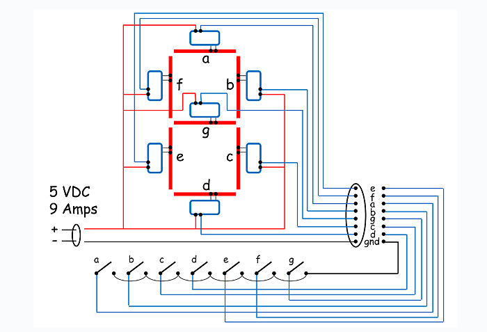 110 Volt Wiring Diagrams