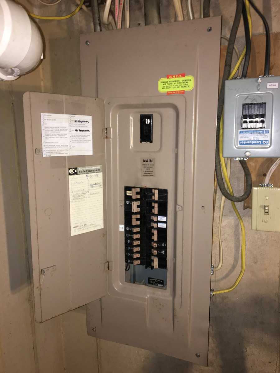 200 Amp Service Replacement In Allentown Allentown