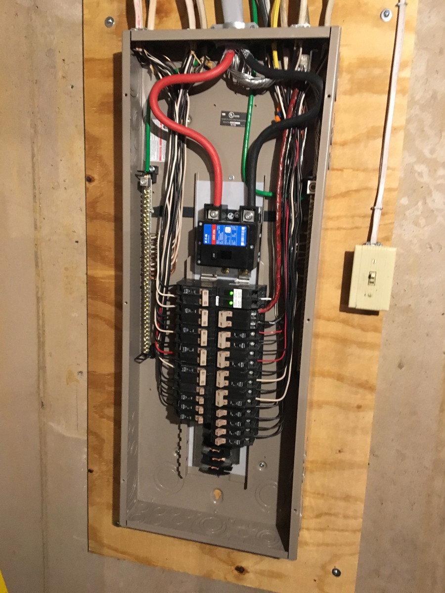 200 Amp Service Replacement In Allentown