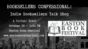 Bookseller Confessional