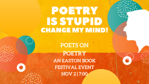 Poetry Is Stupid (Change My Mind)