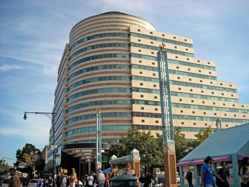 Lehman College Art Gallery ArchitectureFordham Plaza