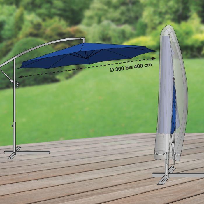 housse de protection pour parasol deporte
