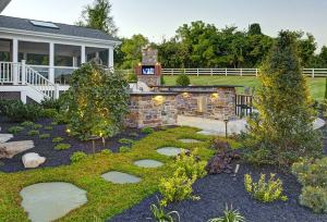 Are you ready to update your landscape? Call Lenhoff's Landscaping!