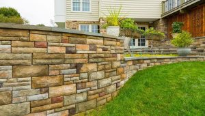 Learn about 4 benefits of adding retaining walls to your landscape.