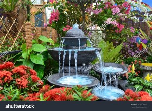Benefits Of Having An Outdoor Fountain