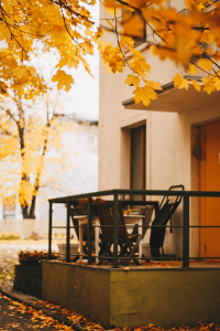 Get Your Patio Ready for Fall