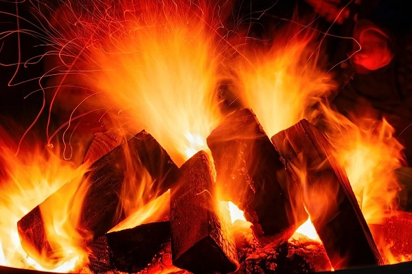 Outdoor Fireplace Design Services in Towson, Maryland