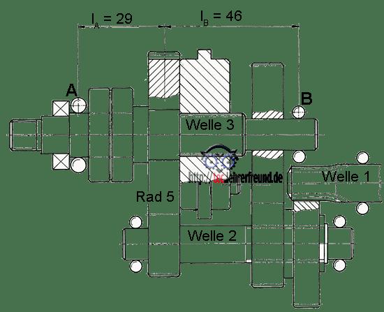 Lernprojekt Zweiganggetriebe (2): Aufgaben • tec.Lehrerfreund