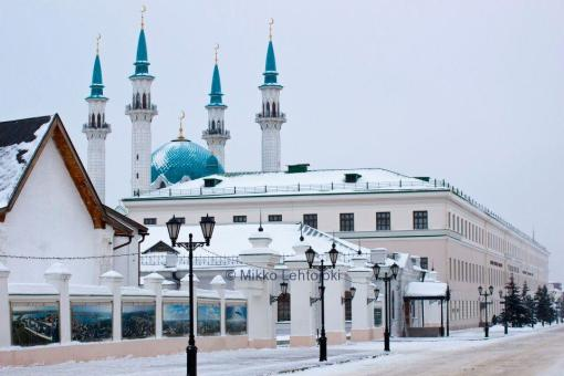 kazanin kremli