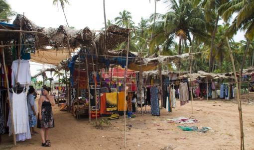 anjuna flee market