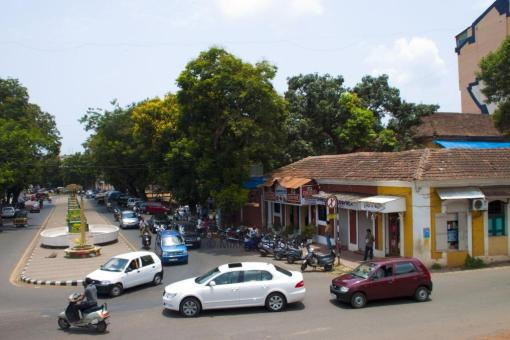 panjim city view