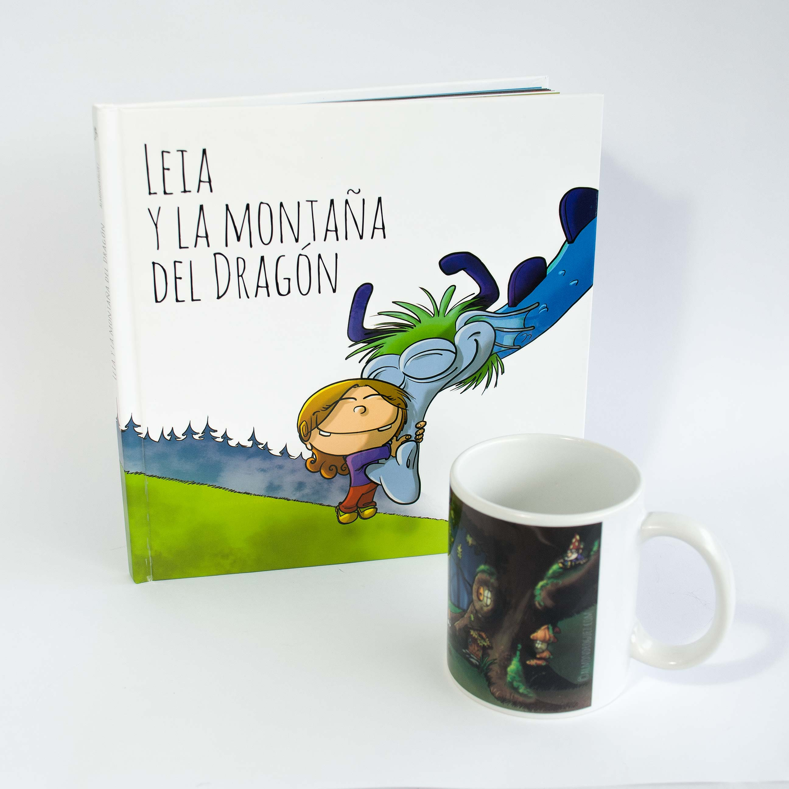 """Pack """"Cuento + Taza"""""""