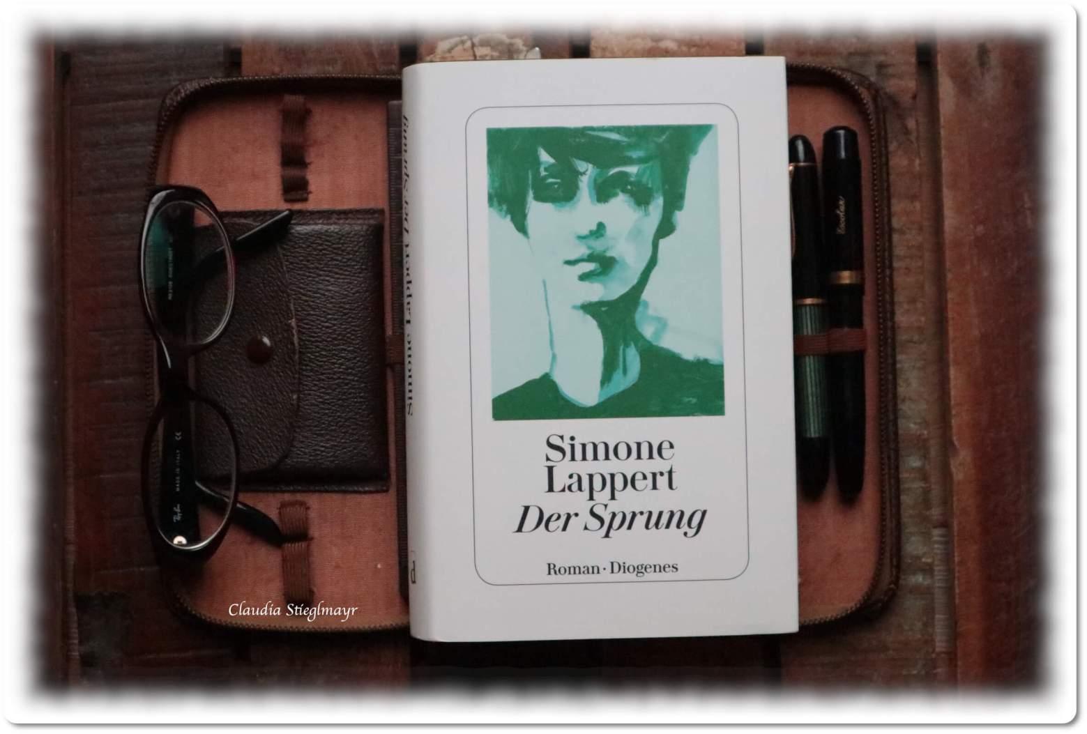 »Der Sprung« Simone Lappert