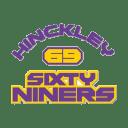 Hinckley 69ers Basketball Logo