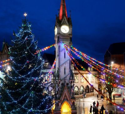 Christmas Travel with Leicester Executive Chauffeurs