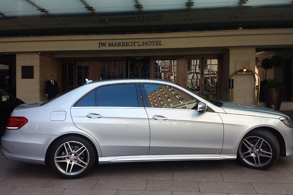 Leicester Executive Chauffeurs Mercedes E Class