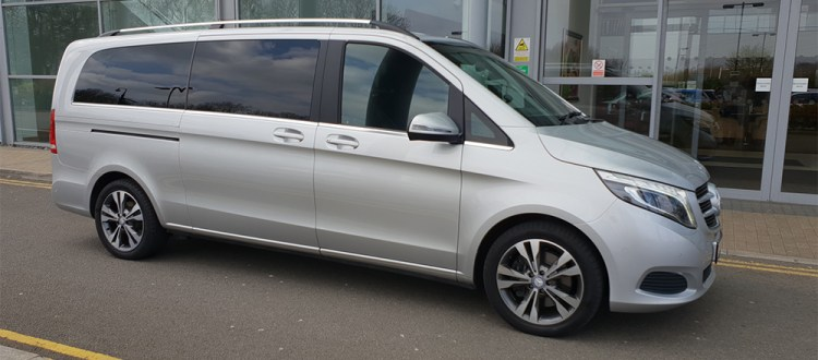 Executive Cars Leicester - a cut above the rest