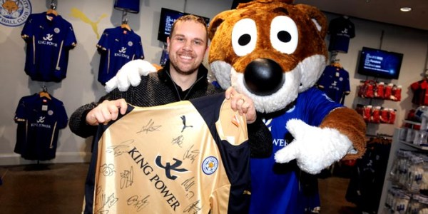 Good Luck 100%LCFC Scott