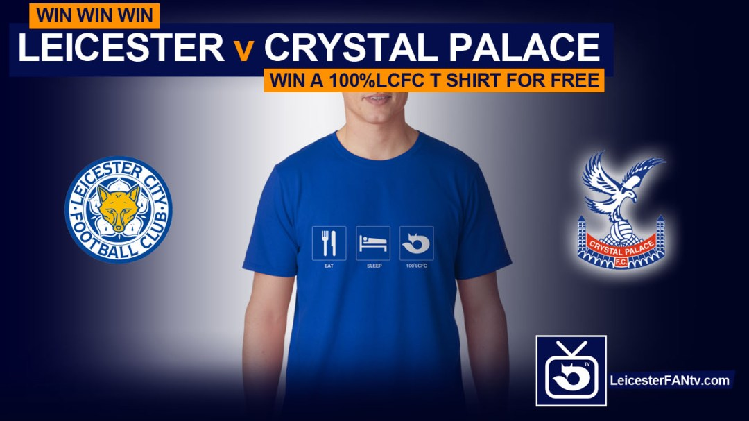 win a t shirt - palace
