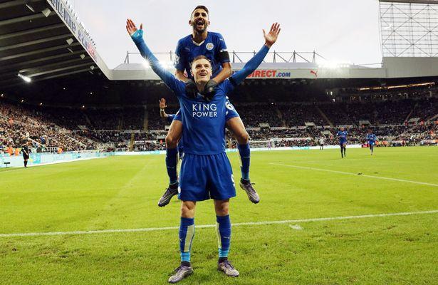 Vardy Newcastle away 2
