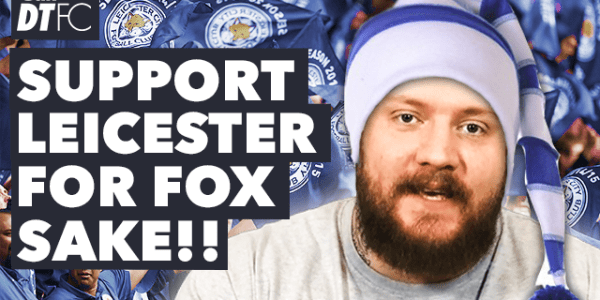 TRUE GEORDIE Wants Leicester City To Win League