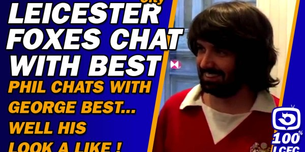 We Met George Best …. Honestly !