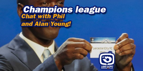Champions League Chat – Phil and Alan Young