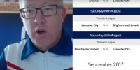 Nightmare Start For Leicester