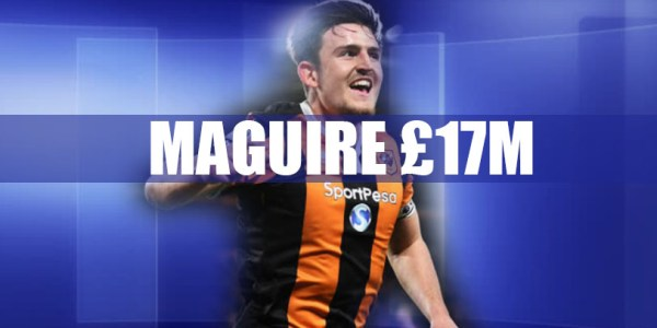 Harry Maguire Deal Looks Hot for £17m