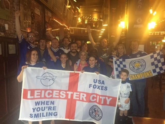 Watching Leicester City As A Far Flung Fox