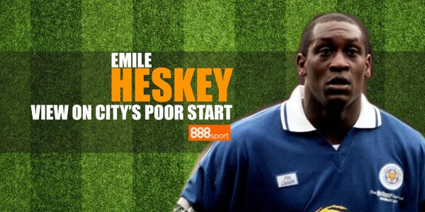 Heskey Views On Leicester