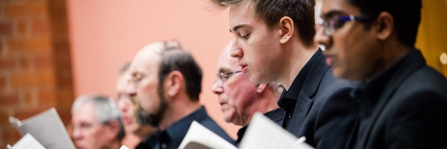 Leicestershire Chorale Choral Scholars