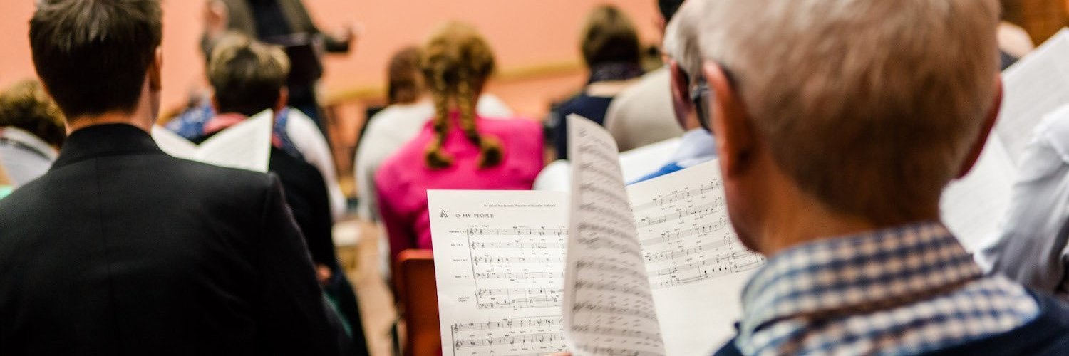 Join Leicestershire Chorale