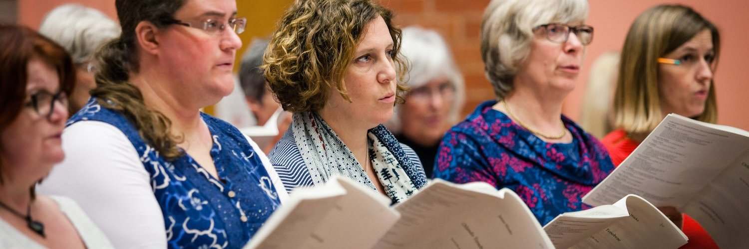 Leicestershire Chorale Members