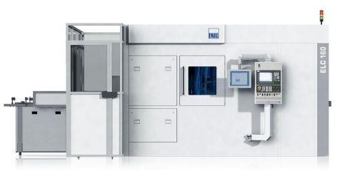 Das Unternehmen entwickelt Laserschweiß- und -Fügetechnologie. Bei der ELC-Baureihe wird Lasertechnik mit Maschinenbau-Know-how kombiniert. (Quelle: Emag)